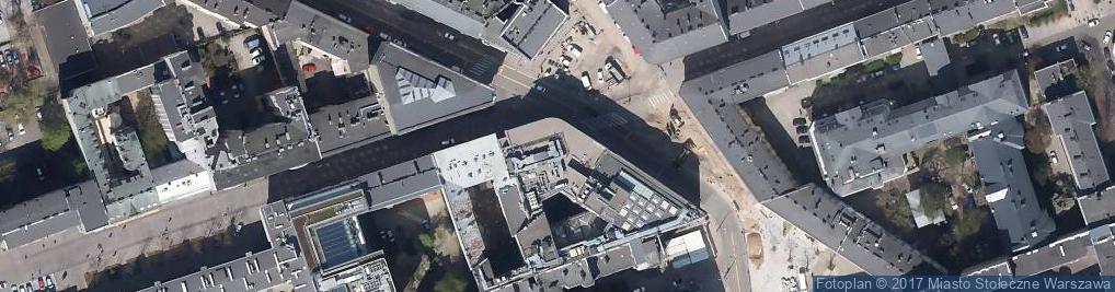 Zdjęcie satelitarne Apax Consulting Group