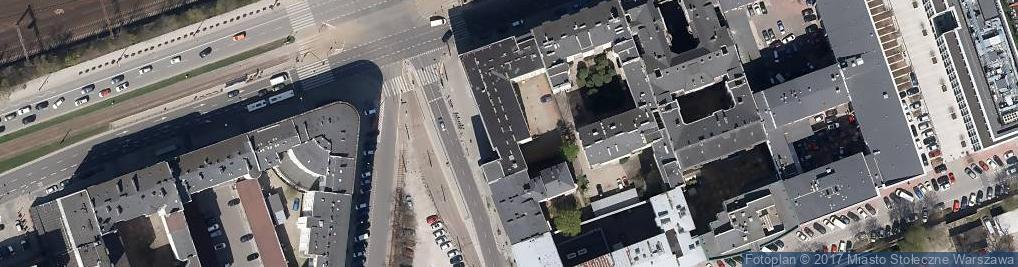 Zdjęcie satelitarne Film-chrzest