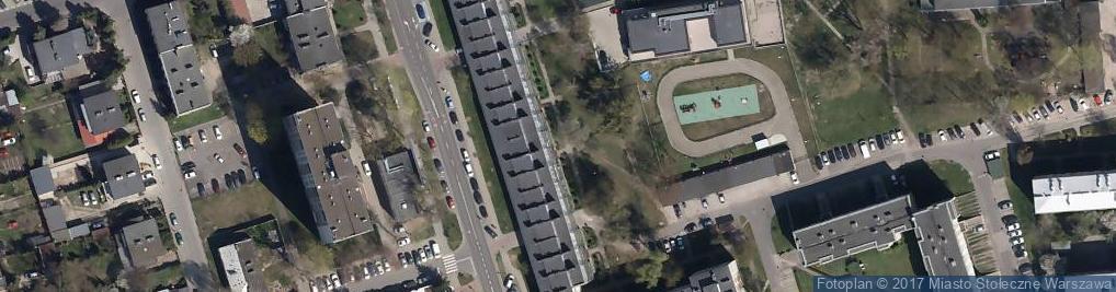Zdjęcie satelitarne Grzegorz Kaca