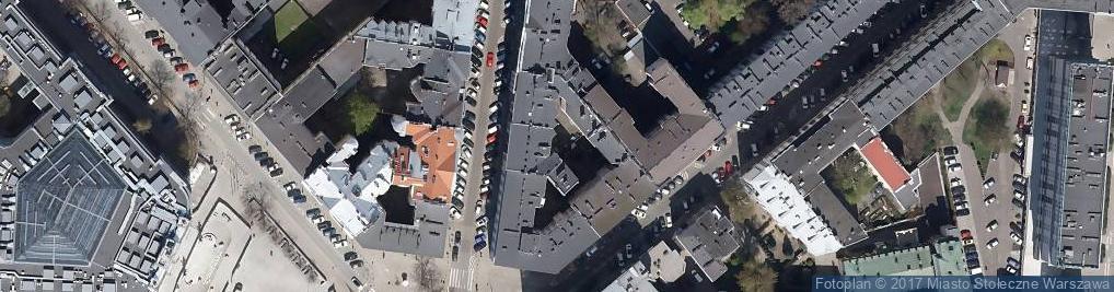 Zdjęcie satelitarne Kancelaria Adwokacka