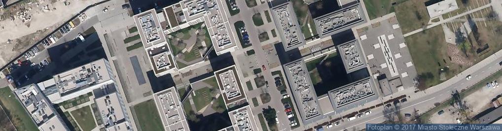 Zdjęcie satelitarne Kancelaria Pierwsza Prawna Radca Prawny Hanna Szarejko