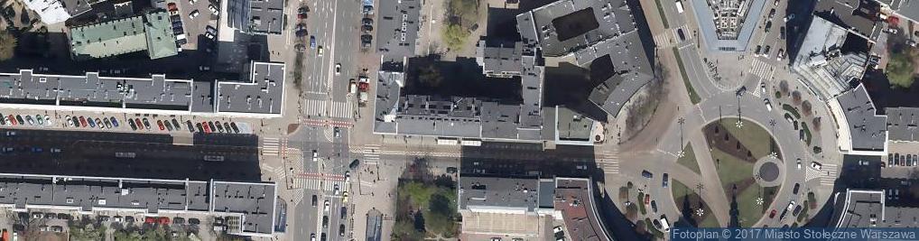 Zdjęcie satelitarne Kancelaria Radcy Prawnego Dariusz Kwiatkowski