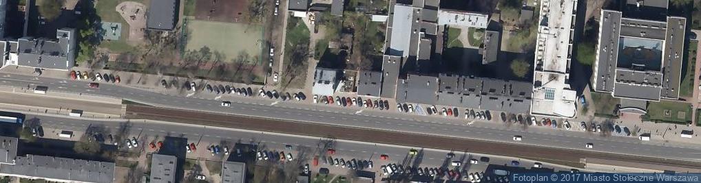 Zdjęcie satelitarne Naprawa zamków, stacyjek