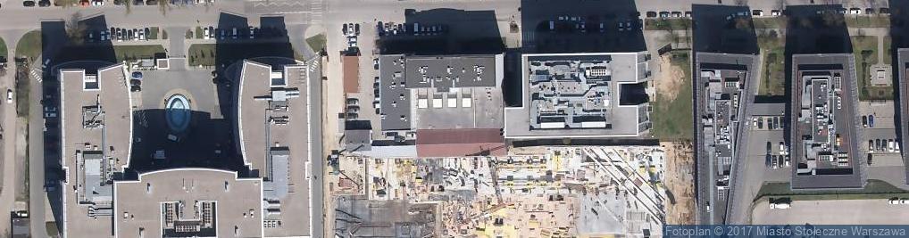 Zdjęcie satelitarne SEM Support Sp. z o.o.