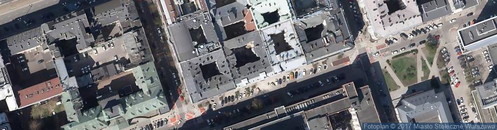 Zdjęcie satelitarne Ariel Films