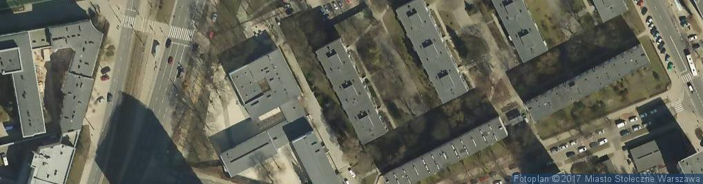Zdjęcie satelitarne Opracowanie Filmów Elżbieta Gałązka