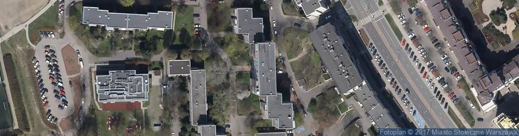 Zdjęcie satelitarne Zbigniew Filimoniuk Remo-Film