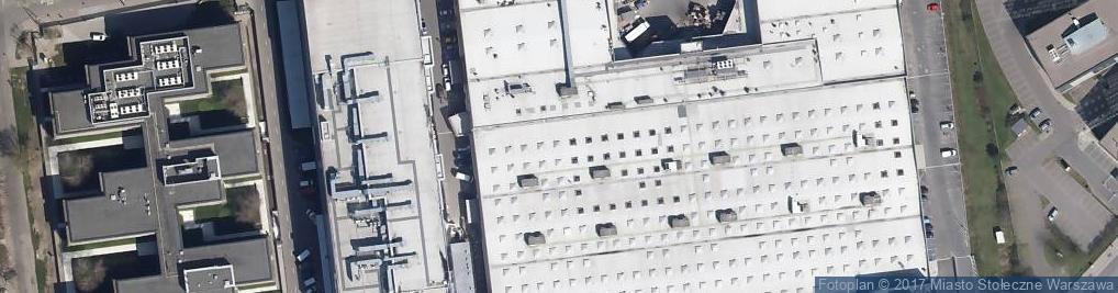 Zdjęcie satelitarne Vision Express - Zakład optyczny