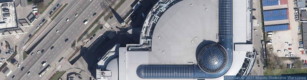 Zdjęcie satelitarne Vistula - Sklep odzieżowy