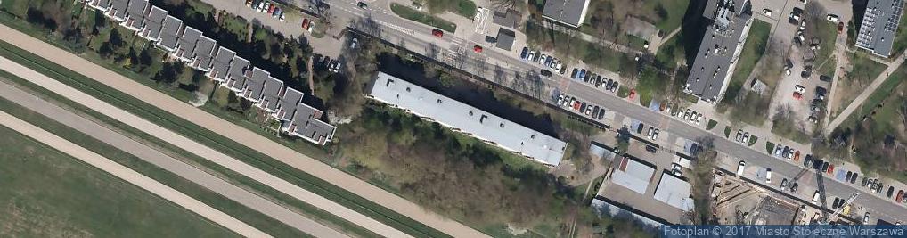 Zdjęcie satelitarne VOX - Sklep