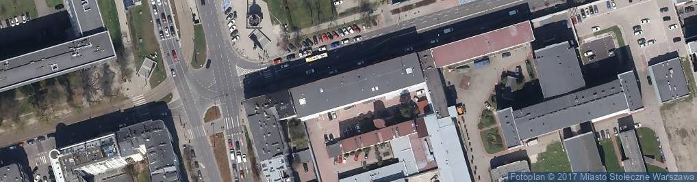 Zdjęcie satelitarne Stacja Obsługi Samochodów