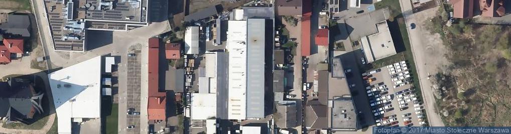 Zdjęcie satelitarne specjalizacja Alfa Romeo i Lancia