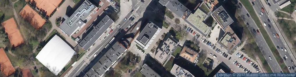 Zdjęcie satelitarne Sklep Art Ogólnospoż