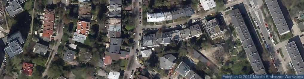 Zdjęcie satelitarne Sklep Warzywa Owoce