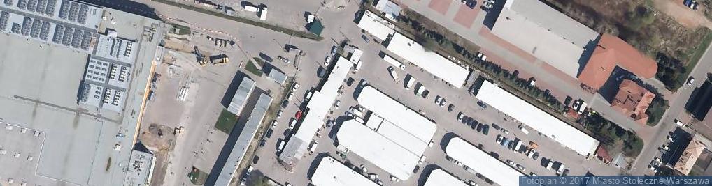 Zdjęcie satelitarne Sprzedaż Artykułów Spożywczych M. S.