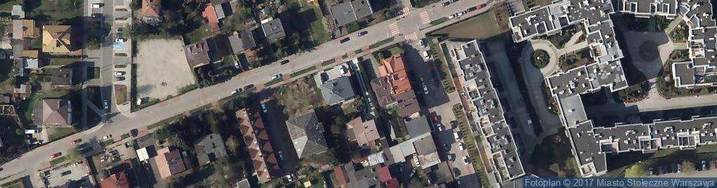 Zdjęcie satelitarne Pikelures.eu - internetowy sklep wędkarski