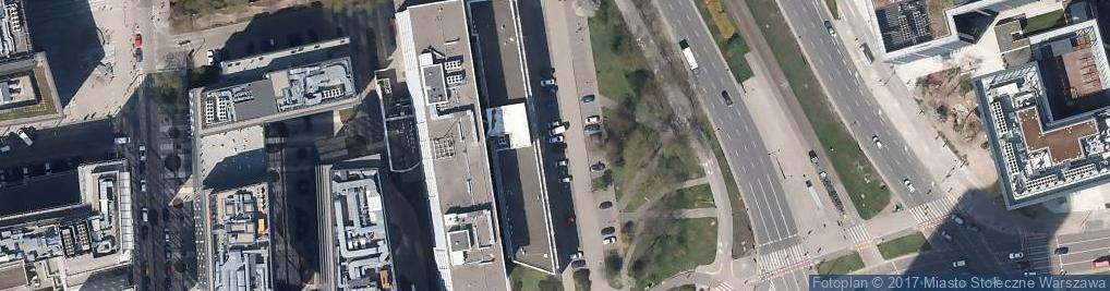 Zdjęcie satelitarne Western Union