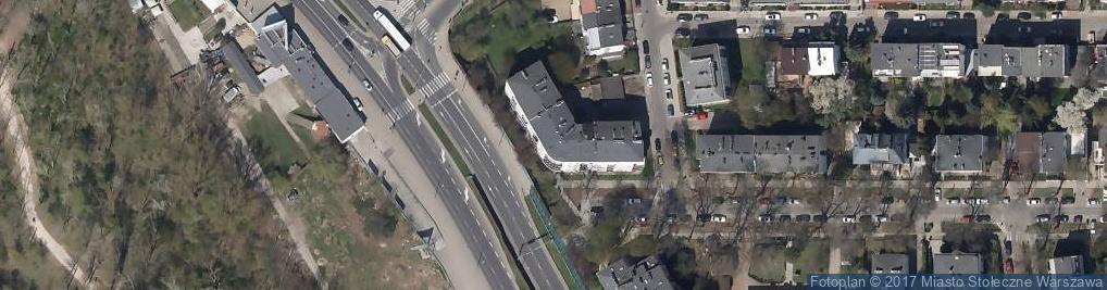 Zdjęcie satelitarne Felix Gabinet Weterynaryjny