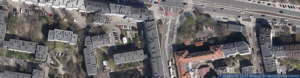 Zdjęcie satelitarne Usługi Lekarsko Weterynaryjne
