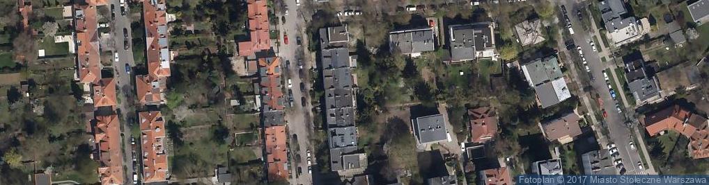 Zdjęcie satelitarne ARCHISTUDIO Sp. z o.o.
