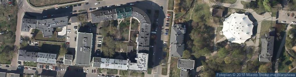 Zdjęcie satelitarne Burben Sp. z o.o.
