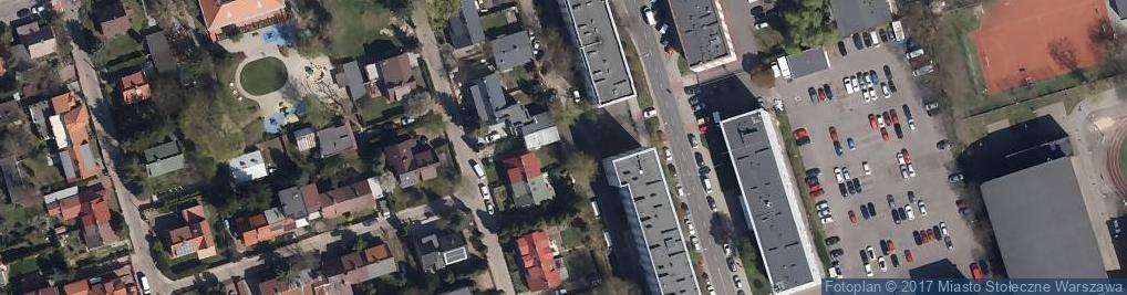 Zdjęcie satelitarne NZOZ Zdrowie S.C.