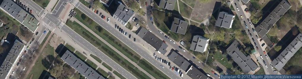 Zdjęcie satelitarne Wierzejki - Sklep mięsny