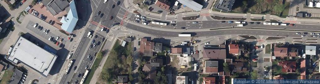 Zdjęcie satelitarne ABC Wina