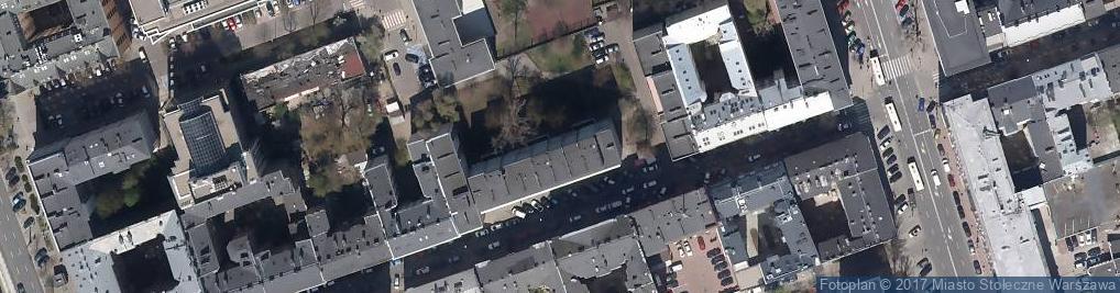 Zdjęcie satelitarne Winiarnia