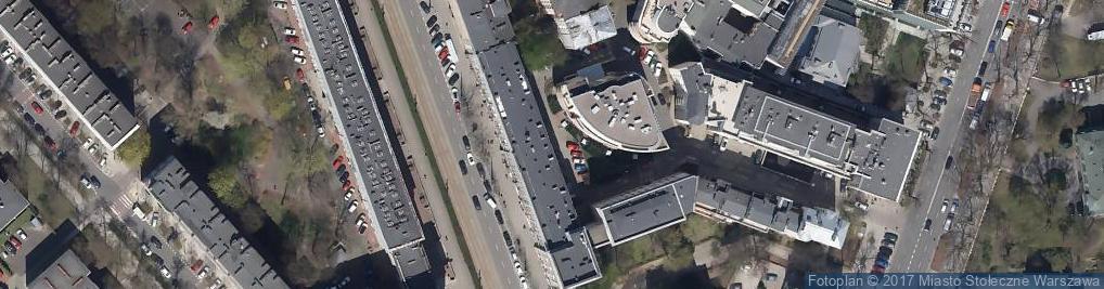 Zdjęcie satelitarne Restauracja Venezia