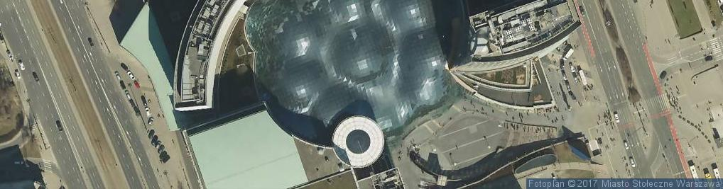 Zdjęcie satelitarne Wojas - Sklep
