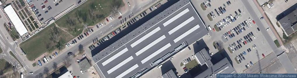 Zdjęcie satelitarne Auto Serwis Beta