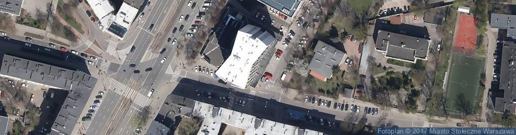 Zdjęcie satelitarne PHU Jerry