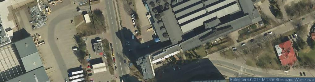 Zdjęcie satelitarne STS MOTOSERWIS