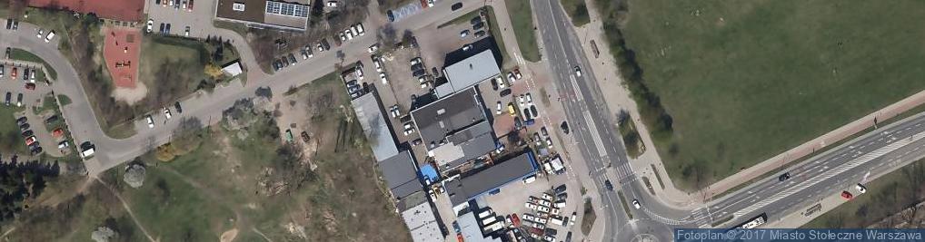 Zdjęcie satelitarne WAD-POL