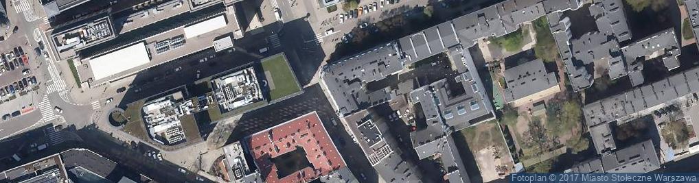 Zdjęcie satelitarne Kamienica Emila Wedla