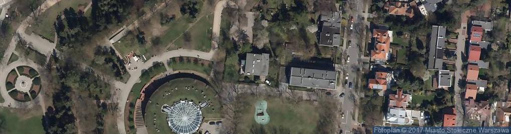 Zdjęcie satelitarne Willa