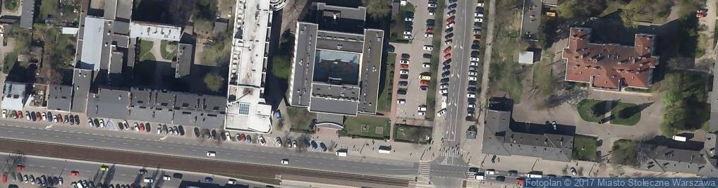 Zdjęcie satelitarne Zakład fotograficzny