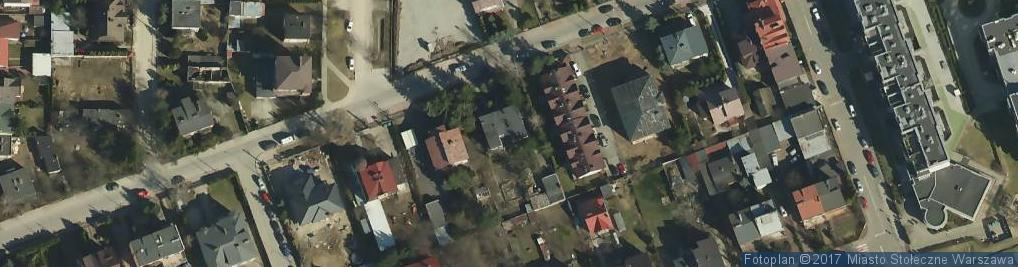 Zdjęcie satelitarne Krawiectwo Lekkie Oraz Sprzedaż Hurtowa