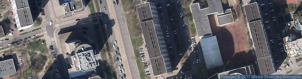 Zdjęcie satelitarne Aniołek