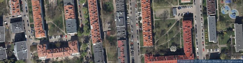 Zdjęcie satelitarne Credo