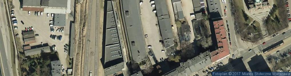 Zdjęcie satelitarne Fotkom