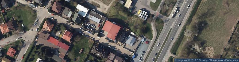 Zdjęcie satelitarne Stolar