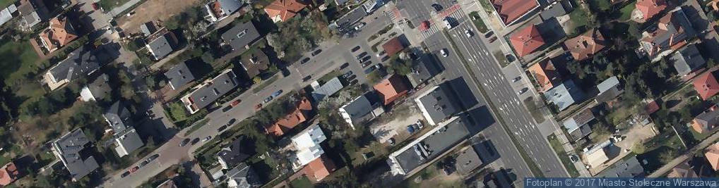 Zdjęcie satelitarne J. Dudało