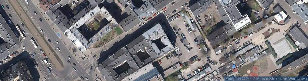 Zdjęcie satelitarne Szklarstwo Litwinczuk Jadwiga