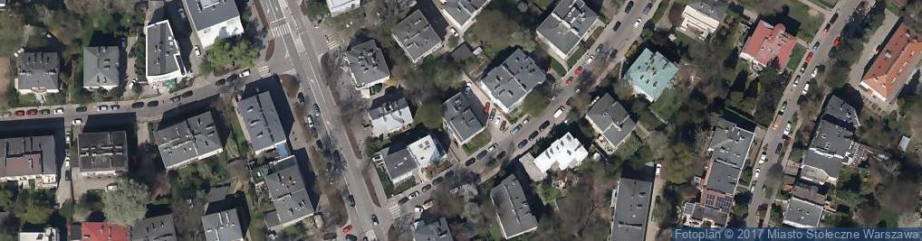 Zdjęcie satelitarne Usługi Szklarskie