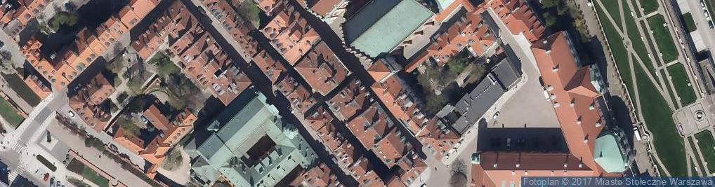 Zdjęcie satelitarne Zapiecek - Pierogarnia