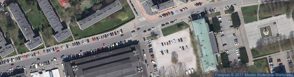 Zdjęcie satelitarne Bundesarchiv Bild 101I-001-0256-24, Warschau, Zerstörungen