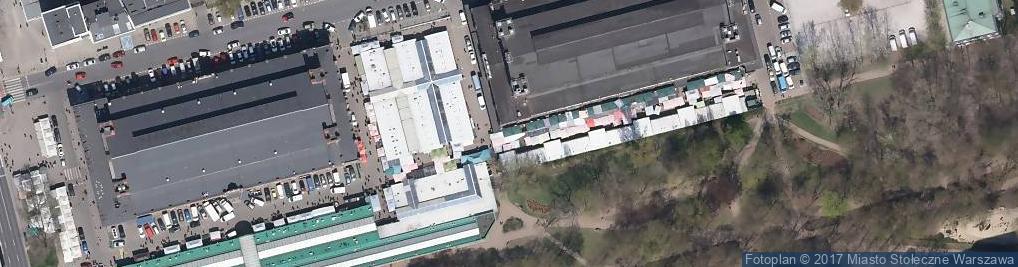 Zdjęcie satelitarne Bundesarchiv Bild 101I-001-0285-22A, Warschau, Zivilbevölkerung und Polizei
