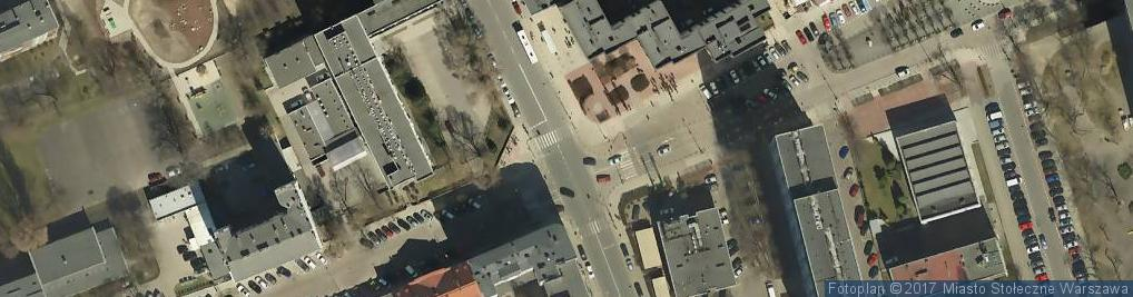 Zdjęcie satelitarne Bundesarchiv Bild 101I-134-0778-22, Polen, Ghetto Warschau, Pferdefuhrwerke